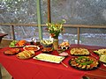 Lunch spread at Tassajara Hot Springs.jpg