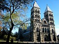 Lund Cathedral at the University campus.jpg
