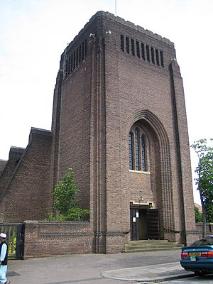 Biscot - Luton, St Andrew's Church - geograph.org.uk - 193136