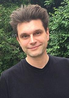 Lutz van der Horst German presenter and writer