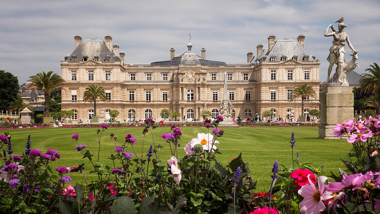 file luxembourg palace paris france 15913438501 jpg wikimedia commons. Black Bedroom Furniture Sets. Home Design Ideas