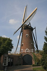 Luyksgestel - molen De Grenswachter.jpg