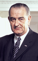 Lyndon B. Johnson Oval Office Portrait (cropped).png