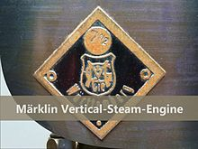Datei:Märklin Steam Engine (1).webm