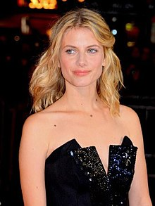 Mélanie Laurent - the hot, beautiful,  actress  with French roots in 2018