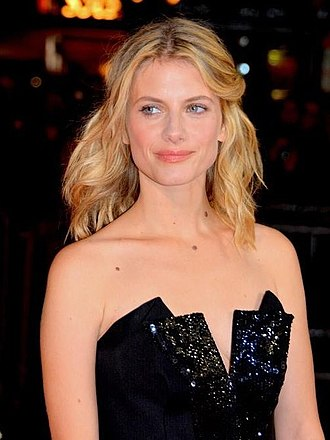 Mélanie Laurent - Laurent at the 41st César Awards
