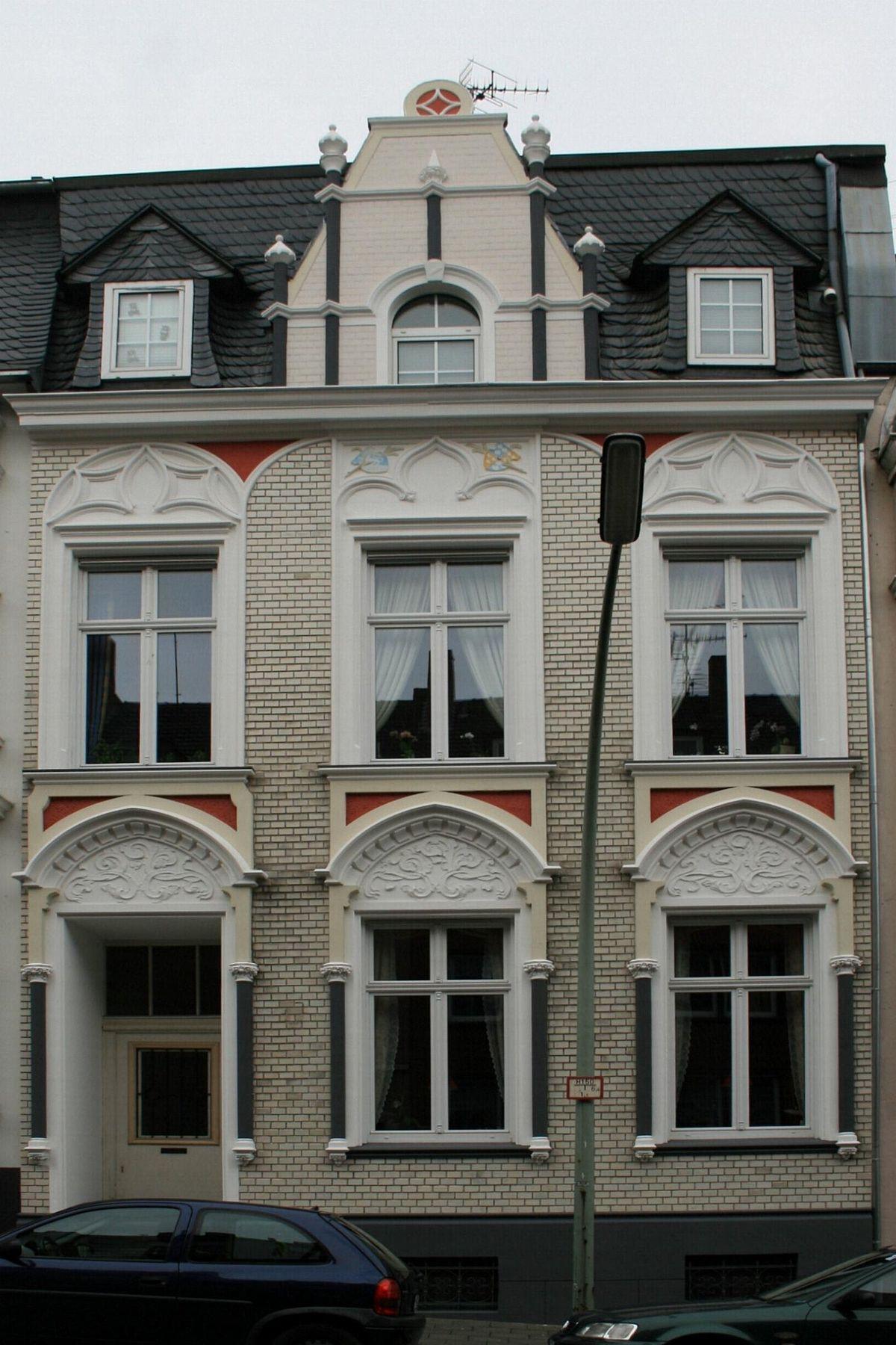 Fenster M Nchengladbach barbarossastraße 4 mönchengladbach