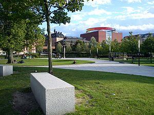 Mølleparken - Image: Mølleparken