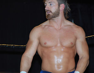 Matt Cross (wrestler) - M-Dogg 20 in 2009.