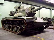 M60A2 at AAF Museum