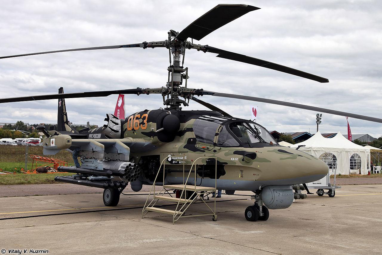 Битва вертолетов: Аллигатор против Мангуста