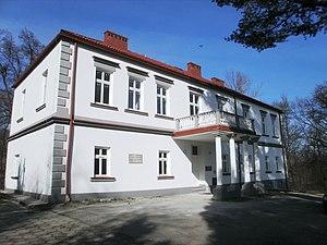 Marcinkowice, Nowy Sącz County - Manor house in Marcinkowice