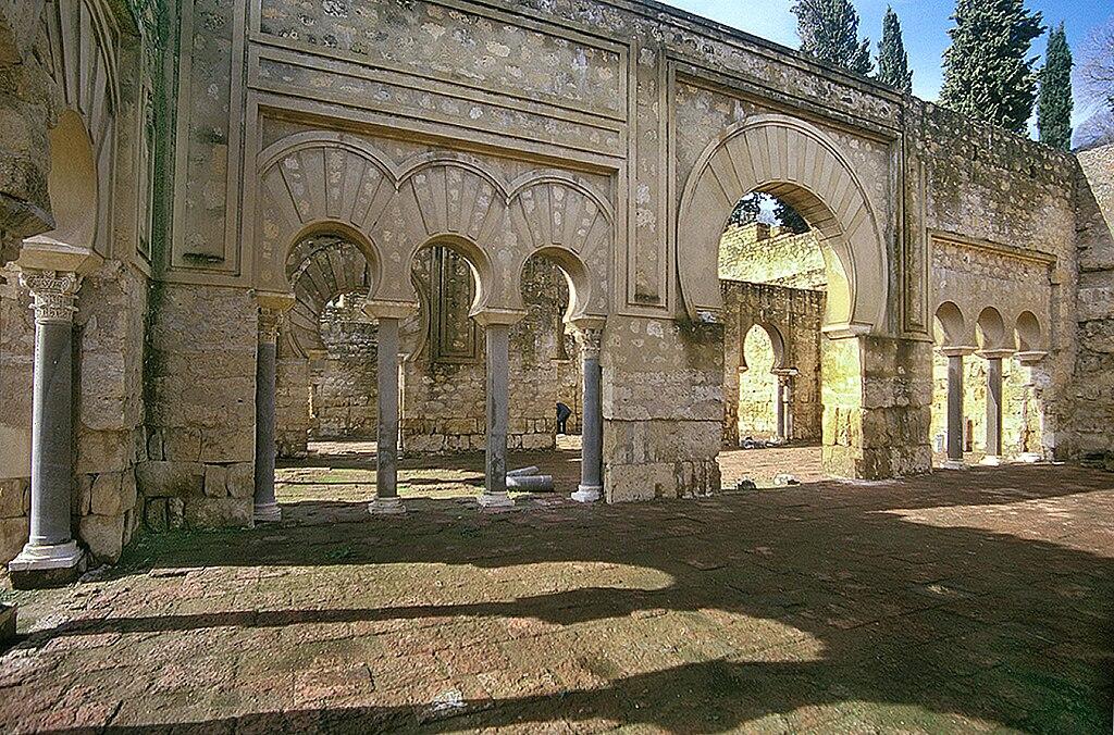 Ciudad Califal De Medina Azahara