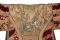 MCC-39546 Rode dalmatiek met aanbidding der koningen, besnijdenis en opdracht in de tempel en heiligen (3).tif