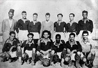 MC Oran - MC Oran in 1946