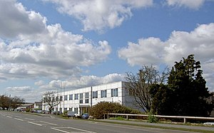 Meggitt PLC - Meggitt facility at Ashby Road in Loughborough