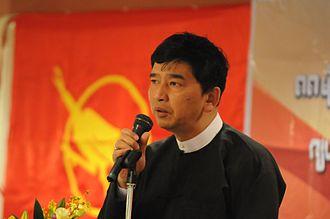Min Ko Naing - Image: MKN2