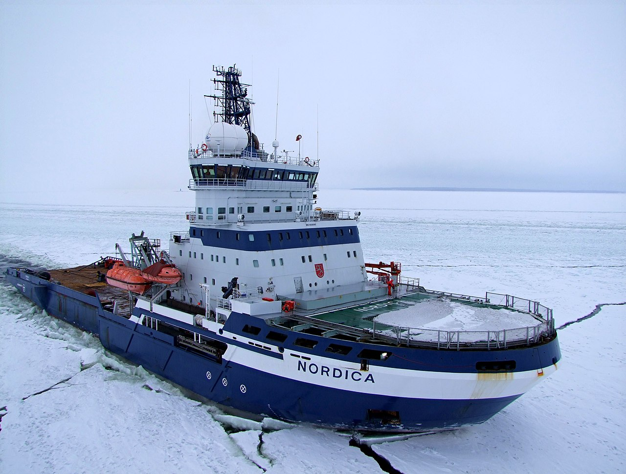 Nordica on 28 February 2009