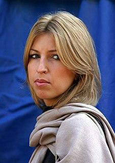 Maarja-Liis Ilus Estonian singer