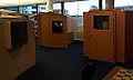 Maastricht, Centre Céramique, bibliotheek, studiecabines3.JPG