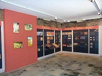 Archaeological Museum of Olynthos - Image: Macedonian Museums 39 Arx Olynthou 167