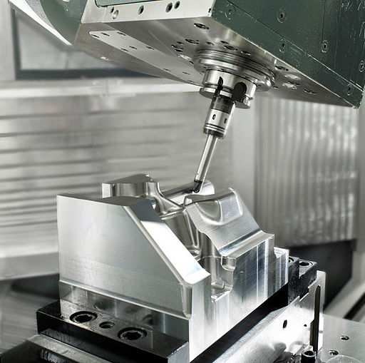 Machining 5-axis