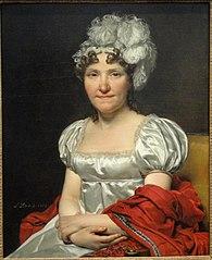Portrait de Charlotte David