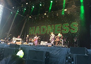 Madness (band) British Ska Band