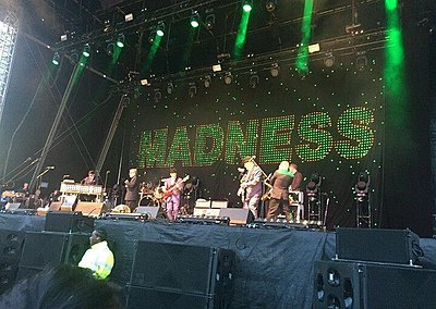 Picture of a band or musician: Madness