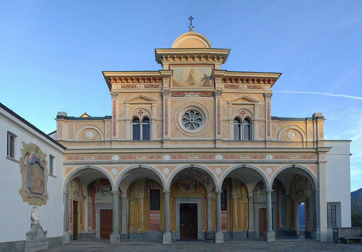 Foto Chiesa Madonna Della Guardia Villa Castelnuovo