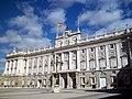 Madrid - Comunidad de Madrid - Palacio Real de Madrid 02.JPG