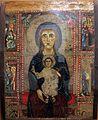 Maestro di tressa, dossale da s. mari a tressa, 1230-1240 ca. 01.JPG