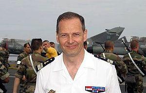 Xavier Magne - Xavier Magne in 2004