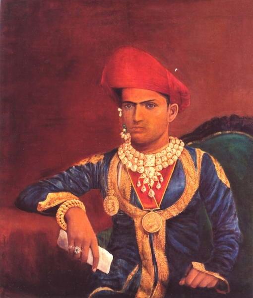 Maharaja SAYAJIRAO 1