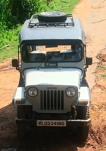 Jeep CJ - Wikiwand