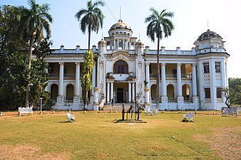 Mahishadal Rajbari at Mahishadal Town under Purba Medinipur district in West Bengal 02.jpg
