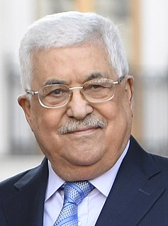 Palestinian statesman