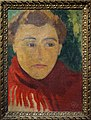 Maillol-Aristide Figure aux chale rouge 1930.jpg