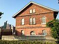 Main Hall of Kyushu Railway History Museum from south side.JPG