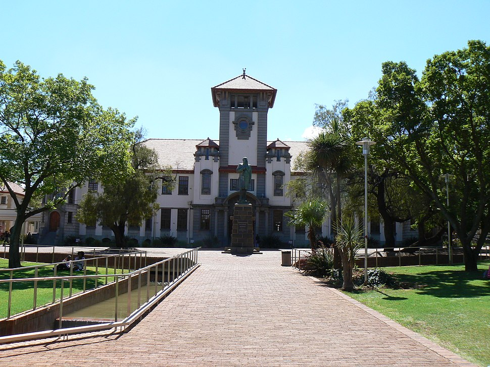 List of universities in South Africa - Howling Pixel