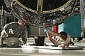 Maintaining the KC-135 (9824479064).jpg
