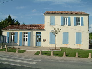 Saint-Coutant-le-Grand Commune in Nouvelle-Aquitaine, France