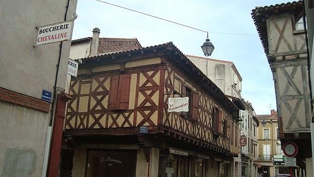 Monument historique à Villeneuve-sur-Lot