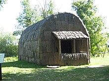 Habitat traditionnel des nord am rindiens wikip dia - Types de maisons dans le monde ...