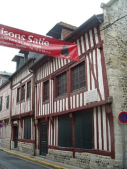 Maisons Satie 2007
