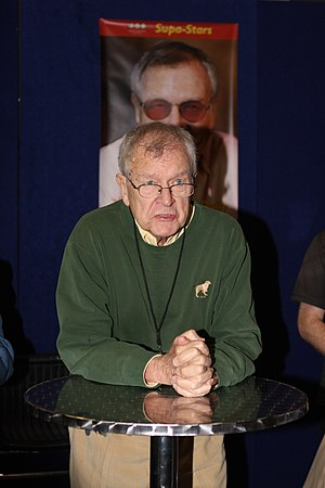 Bill Daily - Bill Daily at the 2011 Supanova Pop Culture Expo