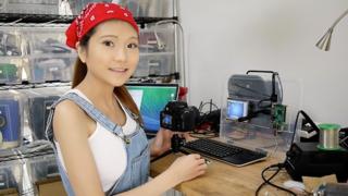Naomi Wu Chinese DIY maker and internet personality