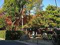 Makino Memorial Garden entrance 2013-11-24.JPG