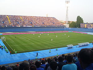 Stadion Maksimir - Image: Maksimir 2011