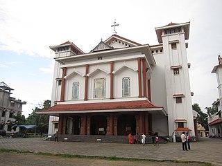 St. Thomas Syro-Malabar Church, Malayattoor Church in Kerala, India